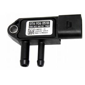 Sensor of differential pressure Audi / Seat / VW / Skoda ref 03G906051A 076906051A Bosch 0281002710