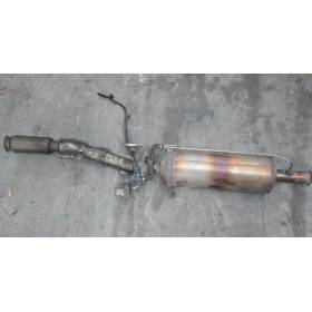 FAP / Particule filtrer Peugeot Citroën Toyota 1481985XXX  9823467180 9815574580