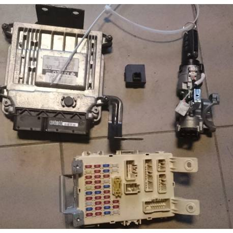 ECU Engine Complete Start Kit HYUNDAI I40 1.6GDI KOMPUTER  KPL. 39110-2BAR0