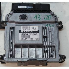 Engine control / unit ecu motor HYUNDAI I20 39110-03256