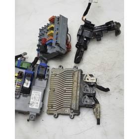 ECU Engine Complete Start Kit FIAT PUNTO 1.2B 45 0261204983