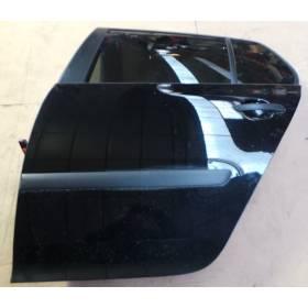 Porte arrière conducteur modèle 5 portes pour VW Golf 5 coloris noir L041 ref 1K6833105J + 1K6833301AA