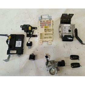 ECU Engine Complete Start kia venga 1.4 39118-2B055