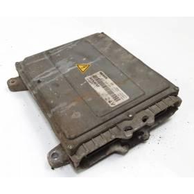 Calculateur moteur RENAULT MIDKLUM 5010550351 Bosch 0281010966