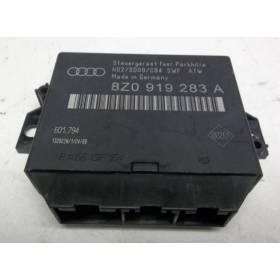 Calculateur pour aide au stationnement Audi A2 / A4 ref 8Z0919283A / Ref 601.794