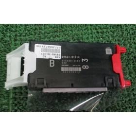Calculateur moteur Toyota Passo 89561-B1010 112400-3153