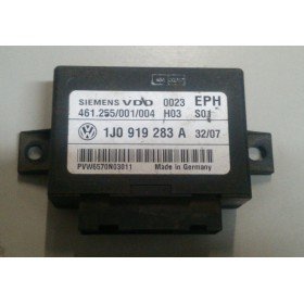 Calculateur d'aide au stationnement pour VW Beetle / Bora / Golf 4 ref 1J0919283A / Ref VDO 461.255/001/004