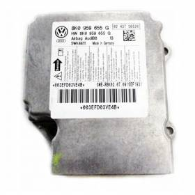 Airbag control unit Audi A4 / A5 / RS5 ref 8K0959655B 8K0959655G 8K0959655J 5WK44111 5WK43749