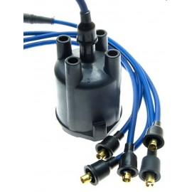 IGNITION / IGNITION COIL / SPARK PLUG CONNECTOR / CONTROL UNIT POWER OUTPUT STAGE / IGNITION LEADS / IGNITION TRANSFORMER