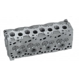 CYLINDER HEAD / CAMSHAFT / TAPPETS / INLET-EXHAUST VALVE / SPRING / ROLLER ROCKER ARM / PULLEY / COVER / CHAIN TENSIONER / AXLE